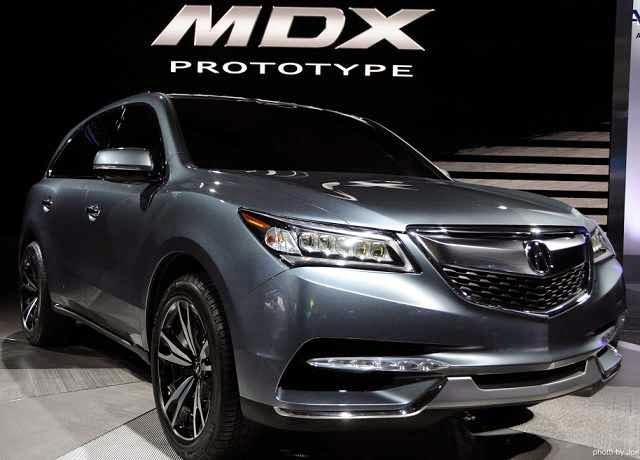 2016 Acura MDX Review, Redesign, Changes and Colors
