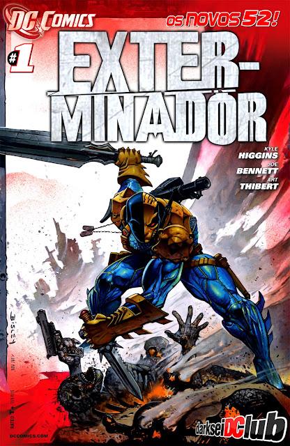 Exterminador (Os Novos 52)