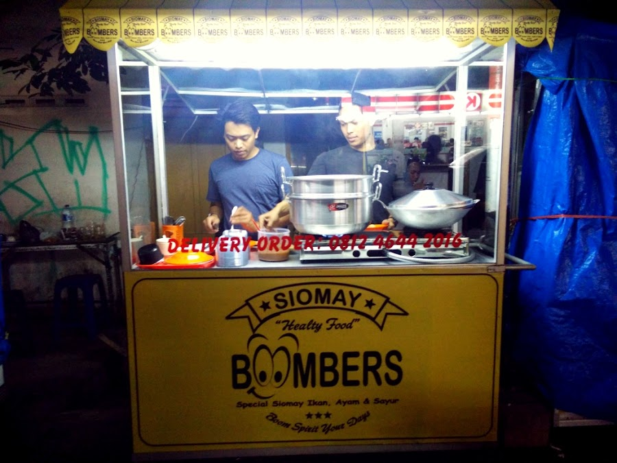 Siomay Boombers