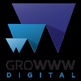 Growww Digital logo