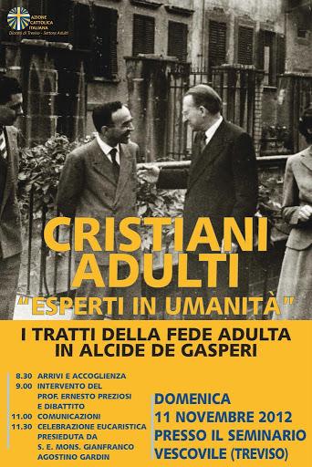 Convegno adulti di Azione Cattolica 2012
