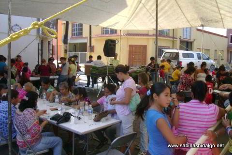Brigada de asistencia social de SEDESOL