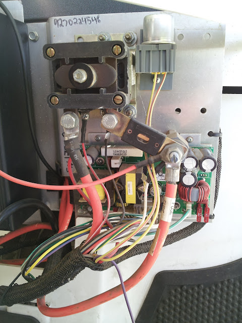 2002 gem e2 no power gem forum electric forum is there another fuse look at the pic below two in bottom right and then the big one this is the dc converter right think there are any other fuses or