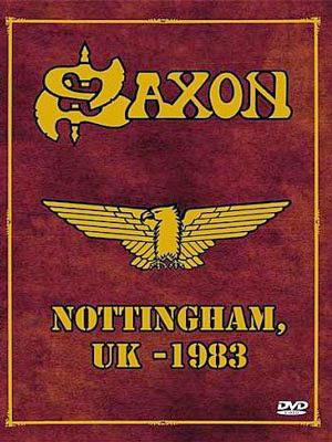 Saxon-1983-Nottingham