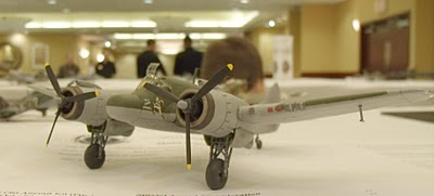 Beaufighter model kit