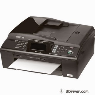Download Brother MFC-J630W printer driver, and the best way to add your company Brother MFC-J630W printer software work with your current computer