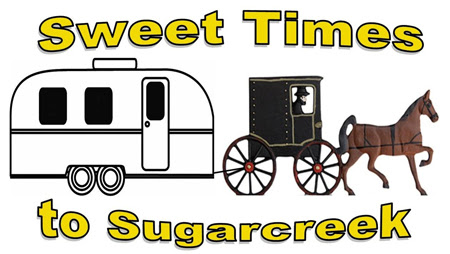 Sweet Times to Sugarcreek Region One Caravan