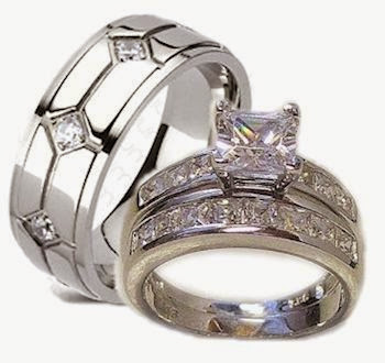 Cz Wedding Ring Sets 65 Marvelous