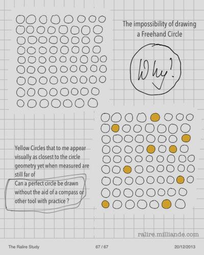 No::: 32 Sketchbook  - Monad - December 20 2013 - The Ralire Study - Building Blocks of the Universe The Study of Lines ralire.milliande.com #ralirestudy