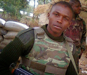 We wanted weapons they gave us death sentence,Nigerian soldier cries out.