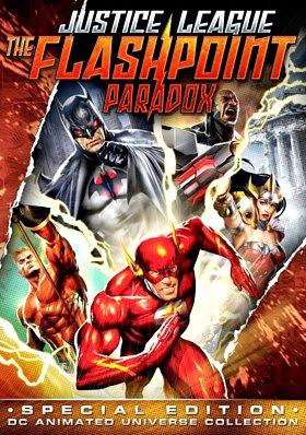 Baixar Download Justice League: The Flashpoint Paradox RMVB Legendado Download Grátis