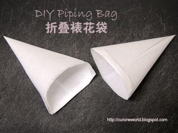 DIY Piping Bags