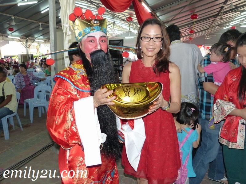 Perak Menteri Besar Chinese New Year Open House 2013