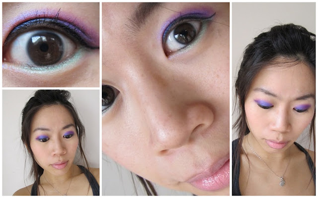color block, colour block, color blocking, FOTD