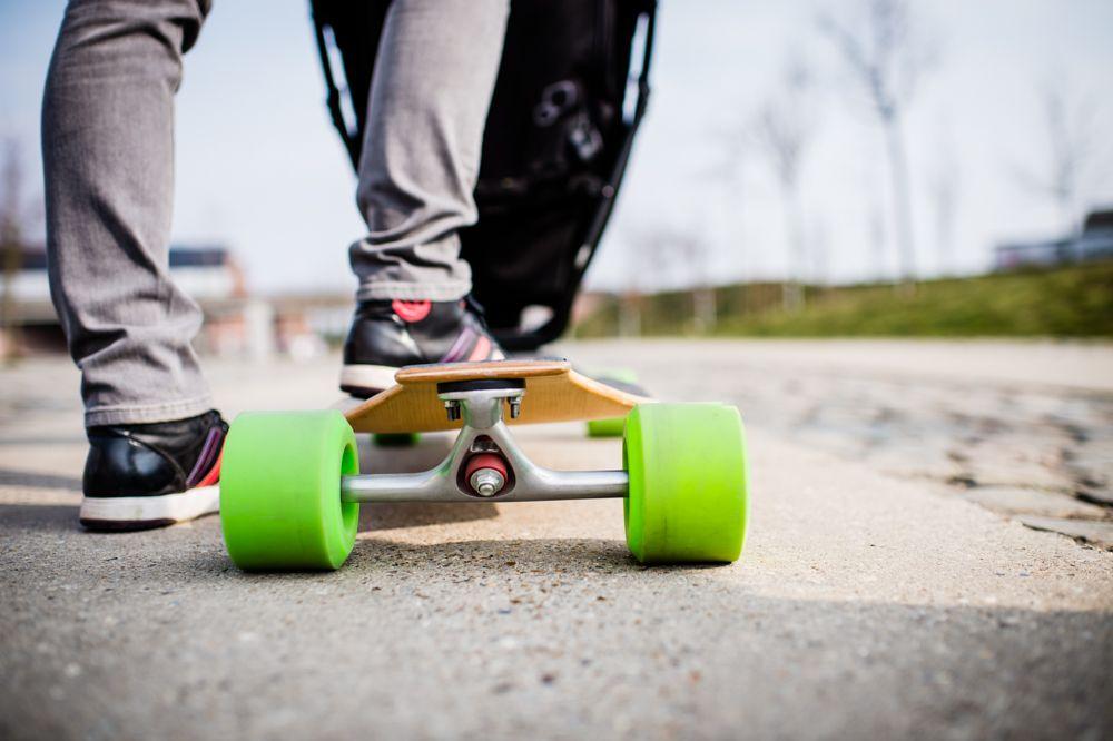 *滑板嬰兒推車:Quinny與Longboard Stroller夢幻戶外組合! 3
