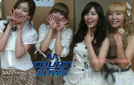 การกลับมาของ SECRET  กับเพลง 'Starlight Moonlight' ใน M! Countdown