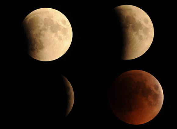 Lunar Eclipse June 15th 2011