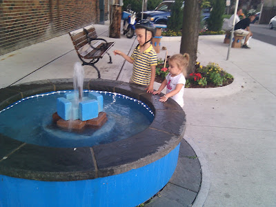 POD: Fountain