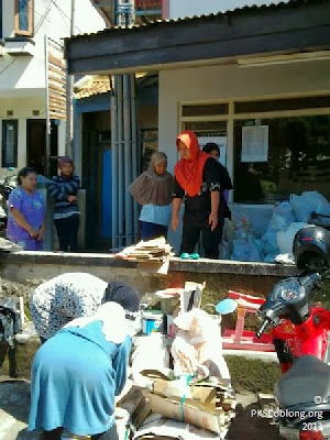 #BankSampah Unit RW 10 Sekeloa Coblong