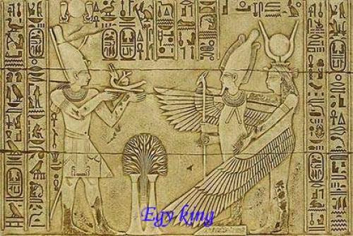 Egyptian Gods And Goddesses Isis