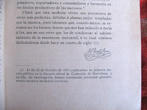Firma litografiada