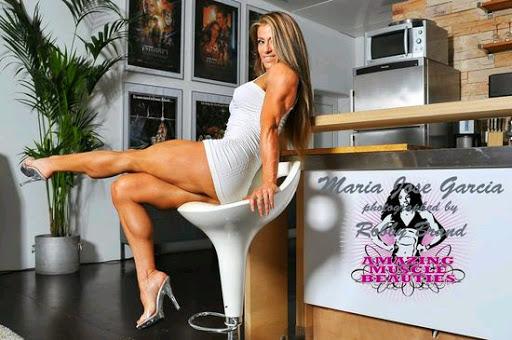 Foto Sexy Culturismo Femminile 112