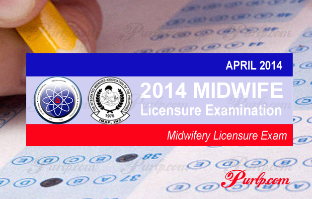 April 2014 Midwifery Licensure Exam Results Full List