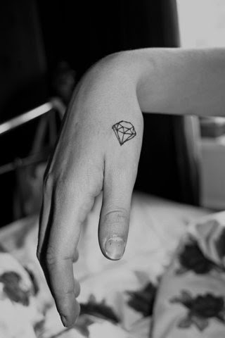 small tattoos for hands