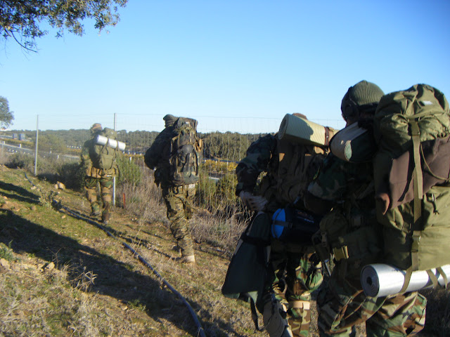 HDS en la Combat training DARK COMPROMISES DSCF7637