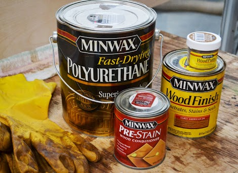 Minwax Oil Based Stain On Birch Ana White