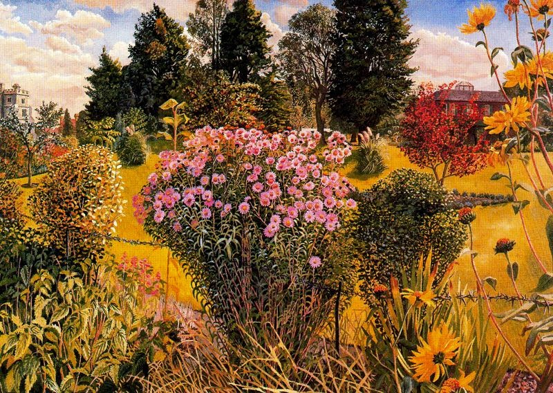 Stanley Spencer - Bellrope Meadow, 1936