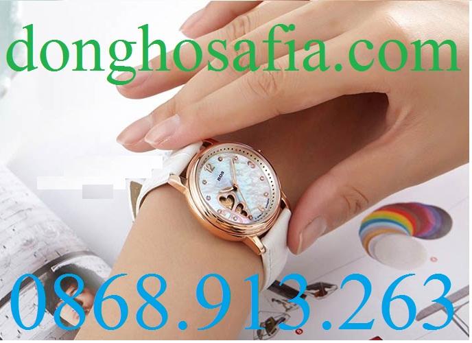 Đồng hồ nữ cơ Bos BS101