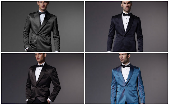 Indochino Evening Wear Collection