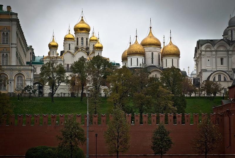 Rosja, Moskwa
