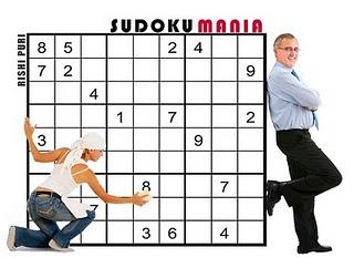 March 2011 SudokuMania Contest