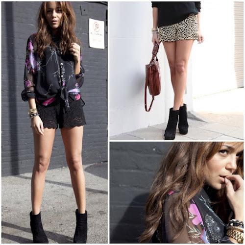 Ashley Davenport Revenge ABC blog blogger style fashion