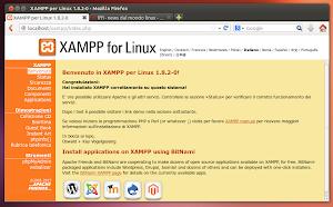 XAMPP 1.8.2 su Ubuntu,