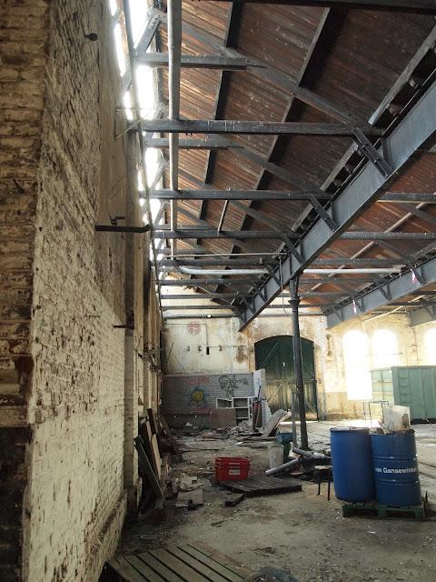 Wagenwerkplaats blerick uit 1890 - Industrieel verblijf ...
