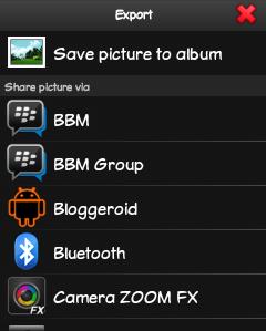 cara mudah simpel membuat foto instagram in hand