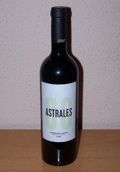 Astrales 2006, D.o. Ribera del Duero