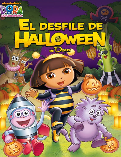 ver pelicula Dora: El desfile de Halloween online gratis