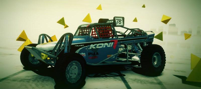 รายการรถกลุ่ม Land Rush ใน DiRT 3 Dirt3-219