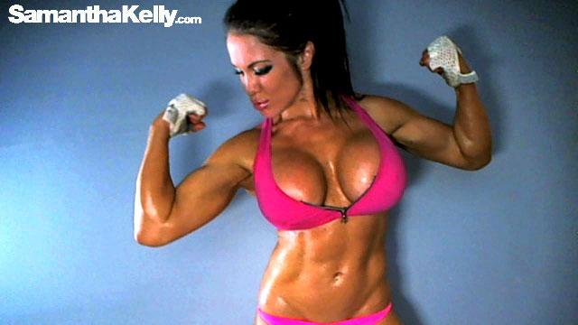 Samantha Kelly pec control