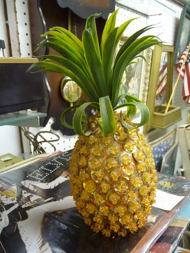 The pineapple was my favorite—and so appropriate with this Elvis album.