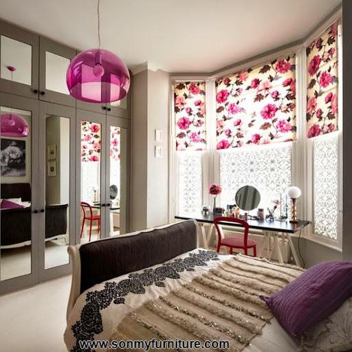 Những mẫu phòng ngủ thoáng mát cho mùa hè_nội thất phòng ngủ-7