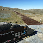 Top of the Kosciuszko Walk metal walkway (266078)