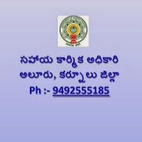 Assistant Labour Officer Alur