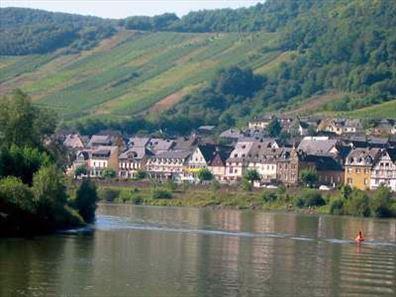 Riviercruise Rijn en Moezel