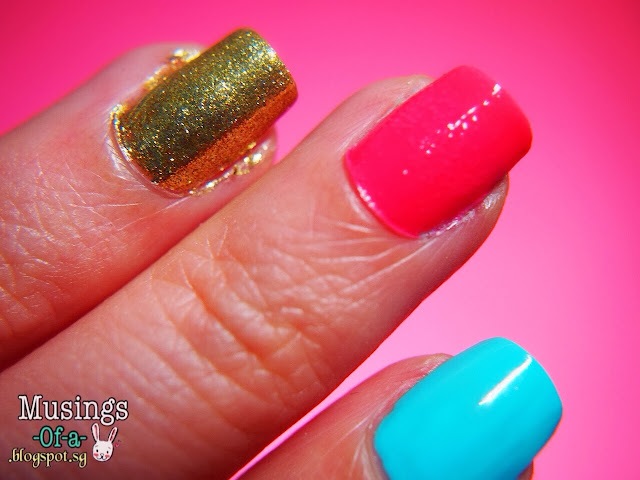 Nail Lacquer Review