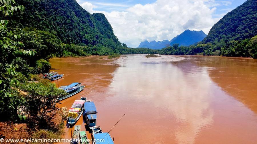Norte de Laos, otra de las maravillas naturales del mundo